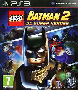 LEGO Batman 2 DC Super Heroes Sur PlayStation 3
