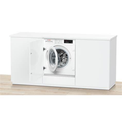 Buy Bosch Wiw28300gb Builtin 8kg Washing Machine