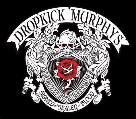 dropkick murphys signed  sealed  blood discogs
