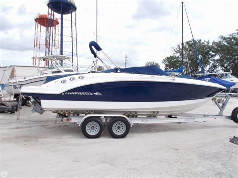 Chaparral Boats For Sale Jacksonville Fl used chaparral 246 ssi boats for sale boats