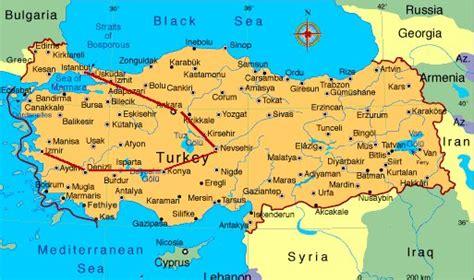 documenti ingresso turchia itinerario di viaggio in turchia