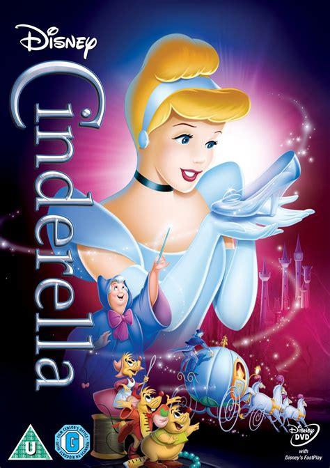 Cinderella (Disney)   DVD   Free shipping over £20   HMV Store