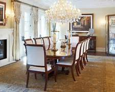 Formal Dining Room - Traditional - Dining Room - toronto - by PAULINA      Traditional Formal Dining Room