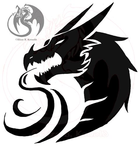 New Dragon Tattoo Updated By Firethroat On Deviantart