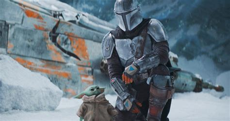 'The Mandalorian' Attempts To Deliver Baby Yoda To Jedi In ...