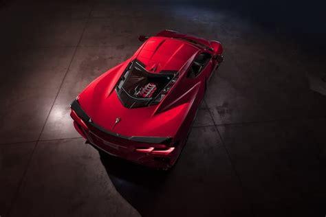 2020 Corvette Stingray Is A Mid Engine Supercar