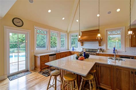Kitchen Wall Cabinets Without Doors Featuring Contemporary