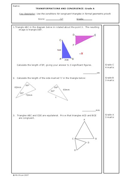 all worksheets 187 composite transformation geometry