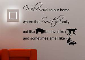 kitchen wall art quotes quotesgram With wall art quotes