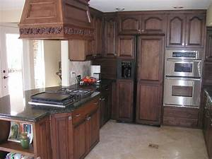 attractive painting oak cabinets antique white : The Way