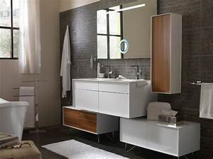meuble bas de salle de bain castorama With castorama meuble de salle de bain