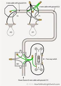 For Two Way Dimmer Wiring : electrical engineering world 2 way light switch with ~ A.2002-acura-tl-radio.info Haus und Dekorationen