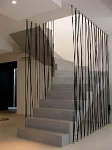Garde Corp Escalier : s lection de garde corps design pour escalier blog d co ~ Dallasstarsshop.com Idées de Décoration