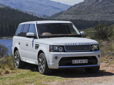 Range Rover Specs