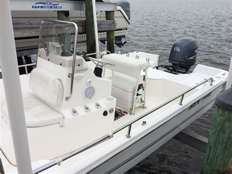Sea Pro Boats Stuart Florida by Sv2100 Sea Pro Bay Boat Sold The Hull Boating