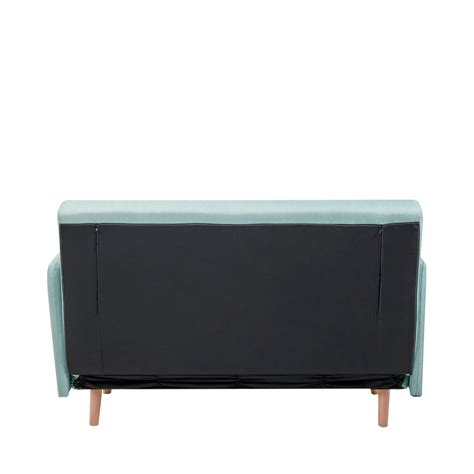 canapé convertible design 2 places belushi drawer