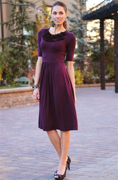 Reinventing modesty a guide to modest dresses for women - real photo pictures | Exquisite ...