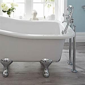 Robinet Baignoire Ilot : robinet baignoire lot topaz ~ Nature-et-papiers.com Idées de Décoration