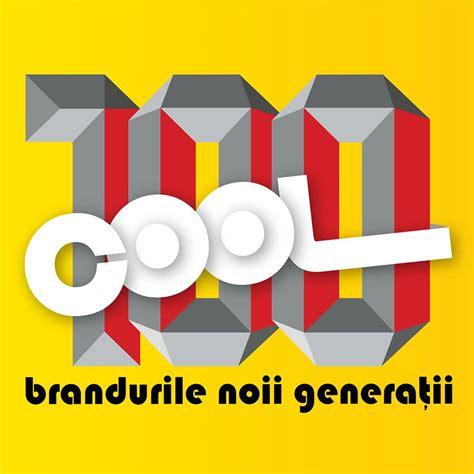 100 Cool Brands Ale Noii Generații  Alfa Vision Agency