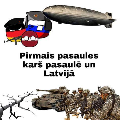 Pirmais pasaules karš pasaulē un Latvijā - Spoki