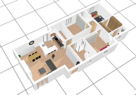 logiciel agencement interieur gratuit plan maison 3d logiciel gratuit pour dessiner ses plans 3d