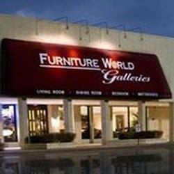 furniture world galleries furniture stores  lone