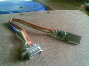 Diy Cheapest Usb To Serial Converter  U2013 Achu U0026 39 S Techblog