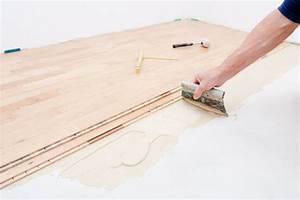 Colle à Parquet : parquet coll caract ristiques avantages inconv nients ~ Premium-room.com Idées de Décoration