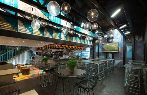 Industrial Chic Cafe design by Studio Equator   InteriorZine