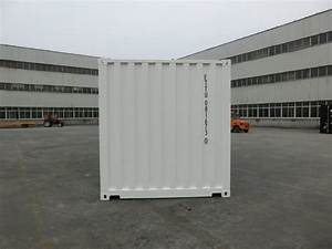 20 Fuß Container In Meter : 20 fu container wei ~ Frokenaadalensverden.com Haus und Dekorationen
