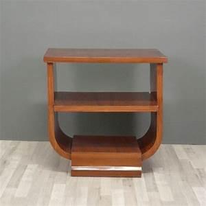 Meuble Art Deco Occasion : tag re art d co en palissandre mobilier art d co ~ Teatrodelosmanantiales.com Idées de Décoration