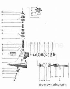 Drive Shaft Housing Assembly And Gear Assembly