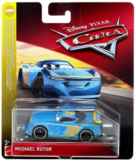 disney pixar cars cars   gen piston cup racers