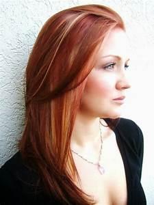 Haarfarbe Kupfer Orange Kupfer Haarfarbe Haar Trends 2016 Und