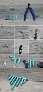 Fabriquer Un String : 15 diy jewelry craft tutorials homemade jewelry ideas ~ Zukunftsfamilie.com Idées de Décoration