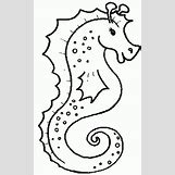 Sea Horse Colouring Pages | 486 x 794 gif 14kB