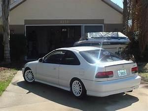 1997 Honda Civic Ex White, honda civic 97 wallpaper