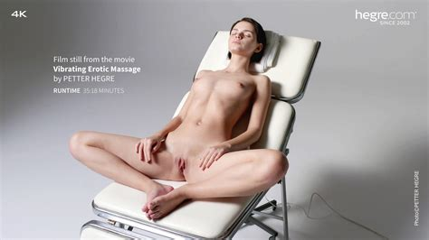 Vibrating Erotic Massage
