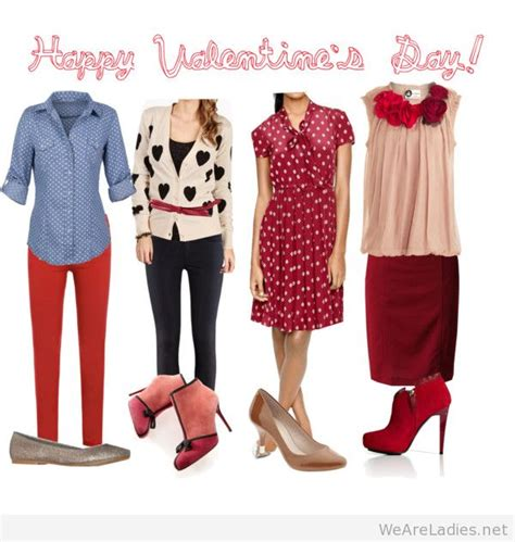 Happy Valentineu0026#39;s day outfits for women