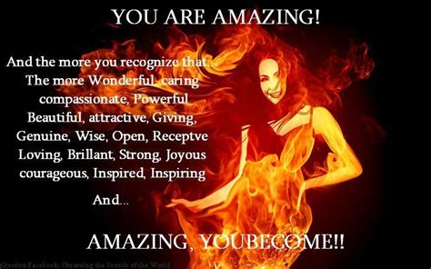 You Are Amazing Woman Quotes