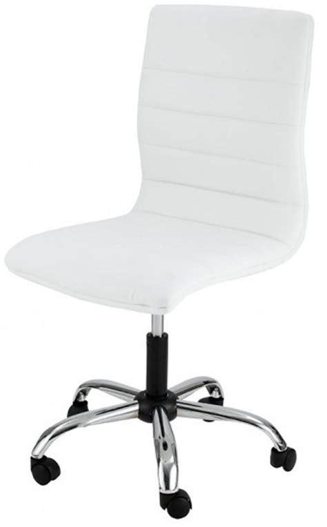 fauteuil bureau sans accoudoir chaises de bureau sans