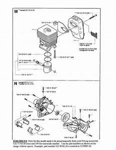 Husqvarna Model 323c Line Trimmers  Weedwackers  Gas