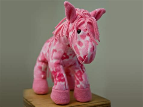 horsey horse unicorn instant  sewing pattern