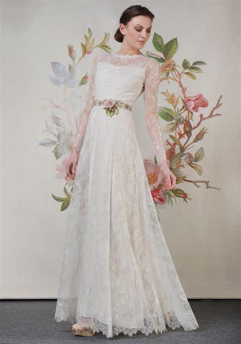 Claire Pettibone Wedding Dresses Modwedding