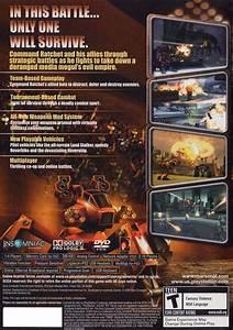 Ratchet Deadlocked Sony Playstation 2 Game