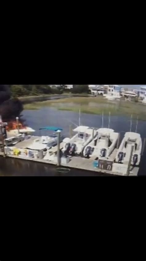 Fishing Boat Explosion by Oifc Boat Explosion The Hull Boating And Fishing