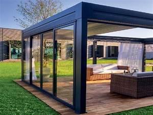 Gazebo In Legno Chiuso Con Vetri Home Visualizza Idee Immagine