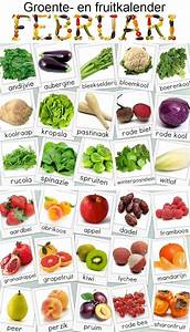 names of vegetables and fruit - in Dutch | Learning Dutch ...