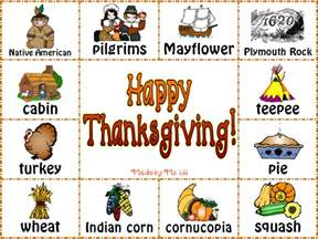 it 39 s always a picnic in 4th grade thanksgiving words