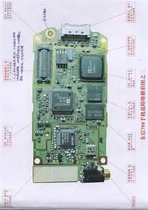 Eastcom 788 Mobile Phone Repairing Diagram 2